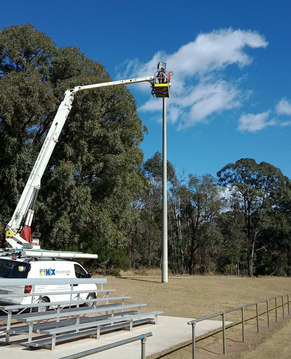 Lighting Repairs, Penrith Council